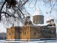 """""""Горные мечты"""" (4 дн./3 н.), Ереван, Армения   Эчмиадзинский кафедральный собор"""