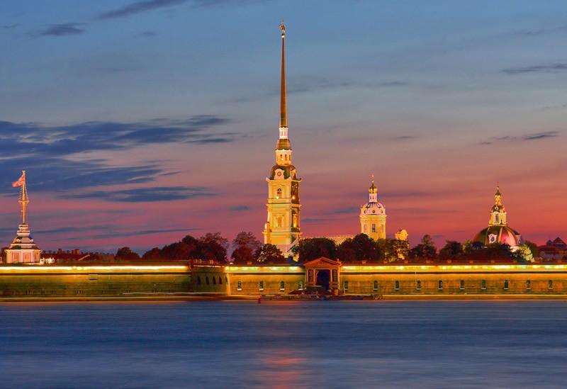 5 дней в Санкт-Петербурге!