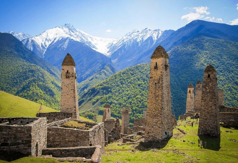 Сокровища Северного Кавказа