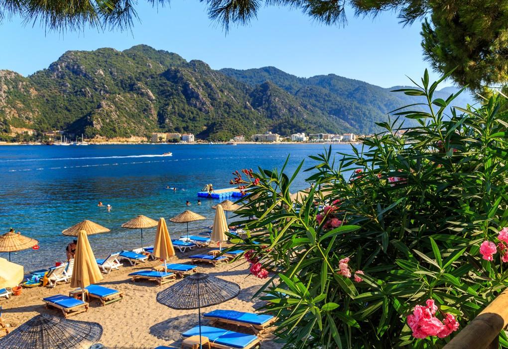 Лазурное побережье Турции