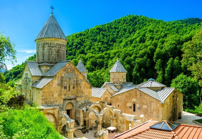 7 счастливых дней в Армении