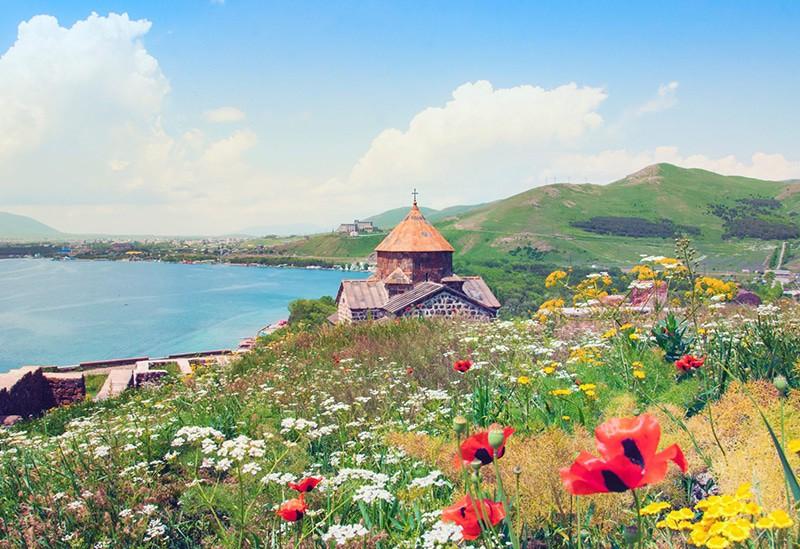 По лучшим местам Армении!