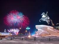 """Новогодние огни"" (5 дн./4 н.) 31.12.2016 - 04.01.2017 | Санкт-Петербург"