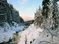 """Рождество в Карелии"" (4 дн./3 н.), 05.01-08.01   Кивач"