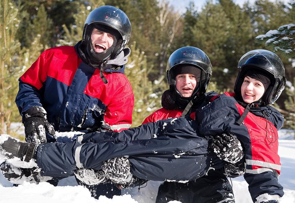 """Кижские узоры"" (3 дн./2 н.), снегоходное сафари |"